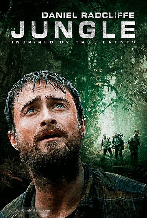Jungle [2017] [DVDR] [NTSC] [CUSTOM HD] [Subtitulado]