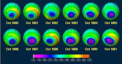 Cosa significa il Buco nell'Ozono: effetti e conseguenze