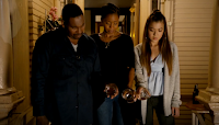 Danielle Mone Truitt, Mykelti Williamson and Angela Ko in  Rebel BET Series (3)