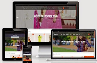 BetaCommerce -  Template Blog Online Store Responsive