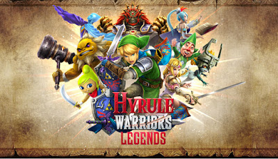 Hyrule Warriors Legends USA CIA