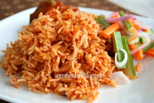 Tomato Rice Recipe Hebbar S Kitchen