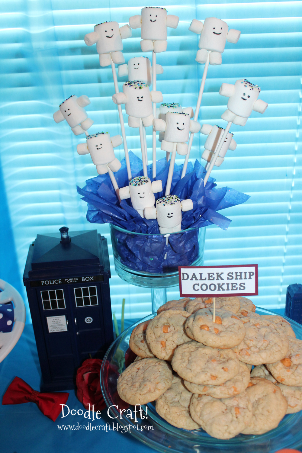 Great Snacks For A Craft Party