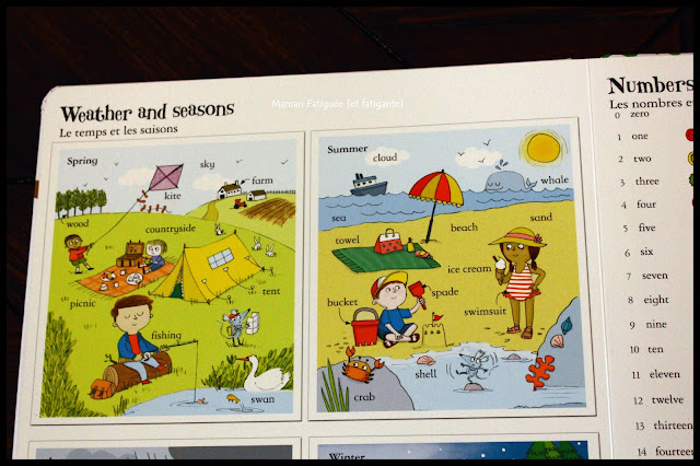 mon grand livre de mots illustr u00e9s en anglais