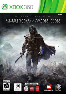Middle Earth Shadow of Mordor (X-BOX 360) 2014