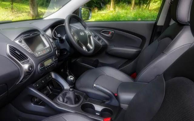 2017 Hyundai Ix35 Review
