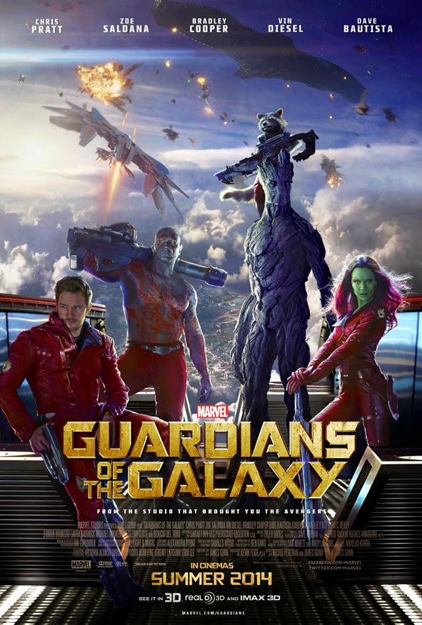 Guardians of the Galaxy - Strażnicy Galaktyki - 2014
