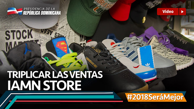VIDEO: Triplicar las ventas. Iamn Store #2018SeráMejor