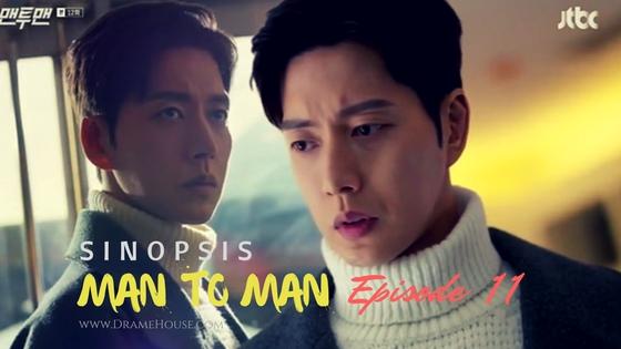 Sinopsis Drama Korea Man to Man Episode 12 - Park Hae Jin Dating