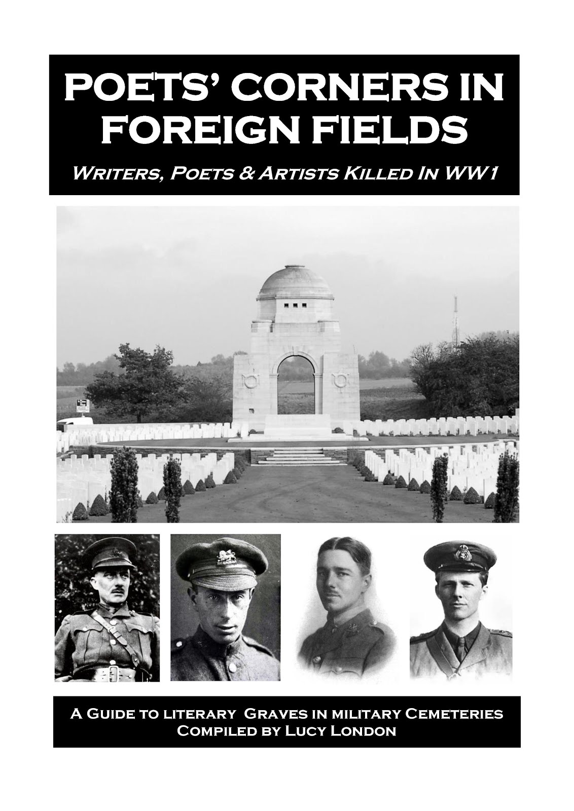 Poets' Corners In Foreign Fields Book