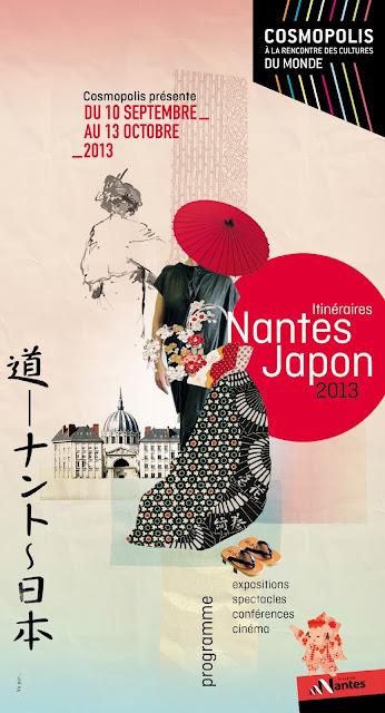 Itinéraires Nantes Japon 2013