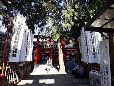 千代保稲荷神社ご由緒