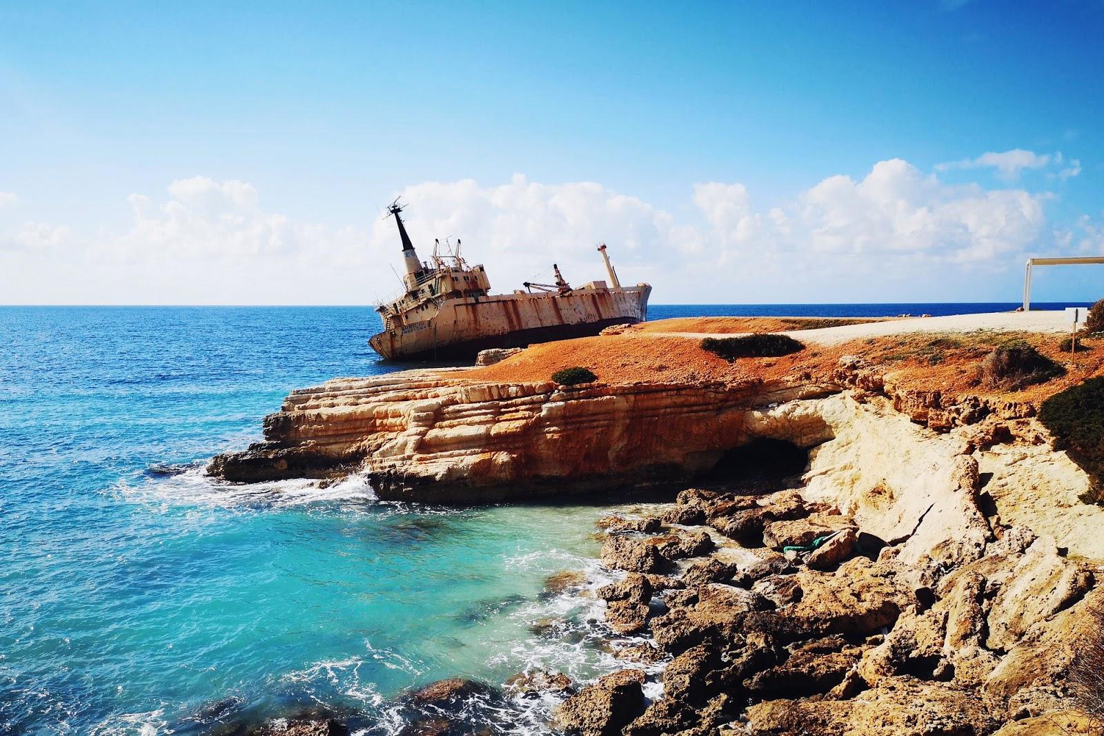 Weekend na Cyprze