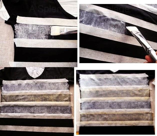proyectos DIY con prendas de rebajas