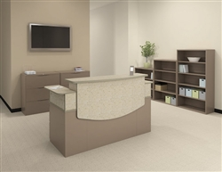 CSII Reception Desk