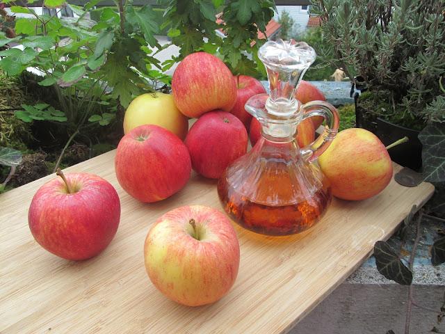 vinagre cidre - preparation -maigrir