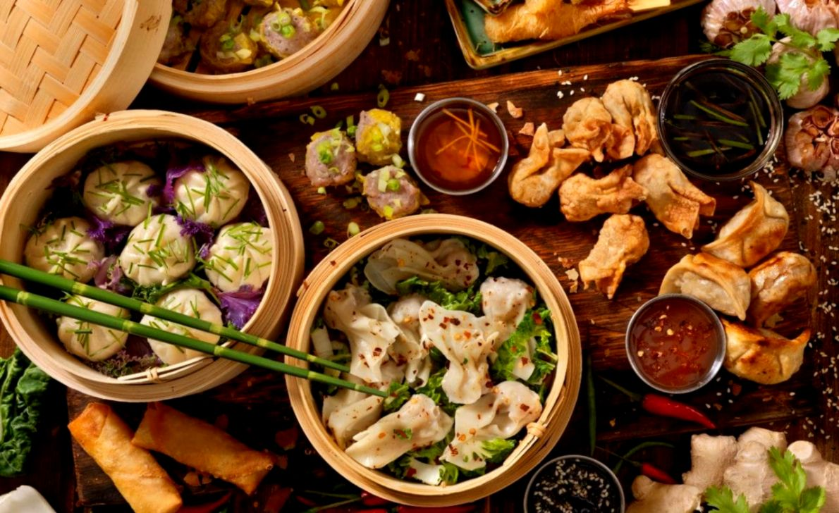 New Year Chinese Food Wallpaper Safari Wallpapers