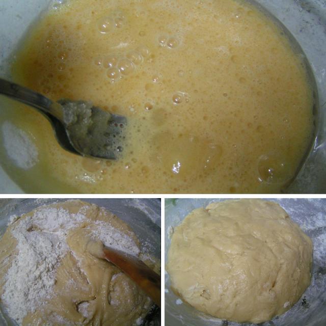 Rosquillas de pacharán - Morrico Fino