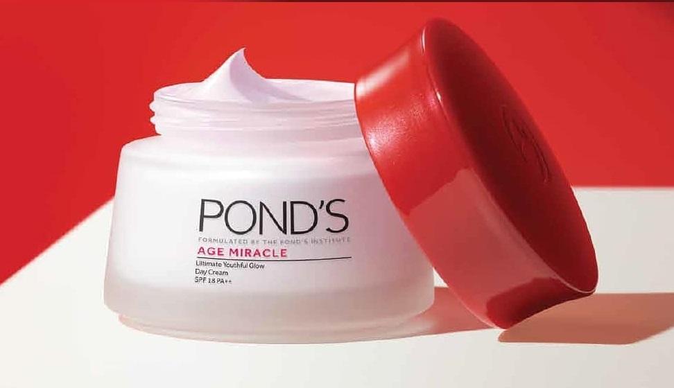 Ponds Age Miracle, Cream Ponds untuk Kulit Tampak Lebih Muda