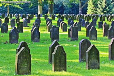 Friedhof Ohlsdorf Hamburg Kriegsgräber erster Weltkrieg