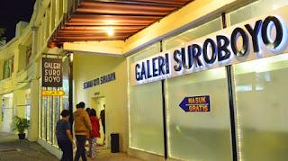 Wisata 3D Galeri Suroboyo