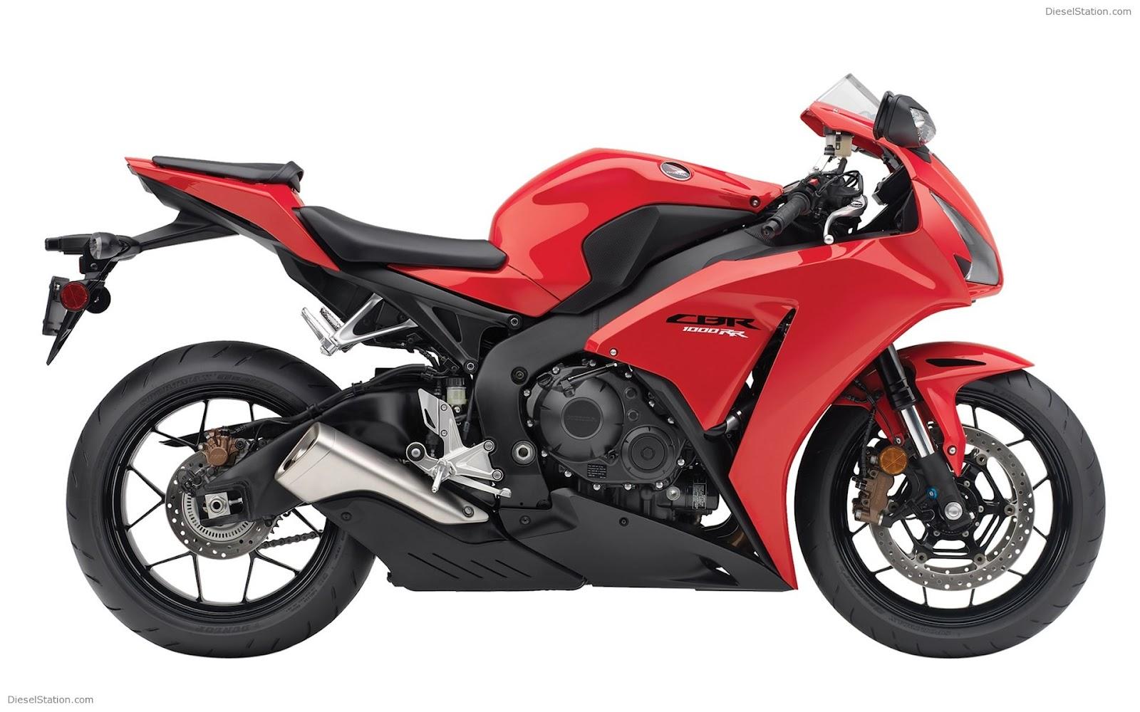 honda cbr1000rr 2012 red