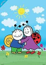 Bobiță și Buburuză Online Desene animate Dublate Episodul 1
