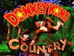 68b1772fb Em 1994 a Rare iria surpreender o mundo ao lançar Donkey Kong Country para o  Super Nintendo. O jogo era revolucionário, mostrava gráficos que até então  jogo ...