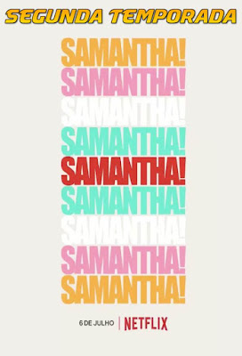 Samantha! (TV Series) S02 Custom HD Dual Latino 5.1