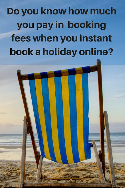 Booking fees - how much are you being charged?