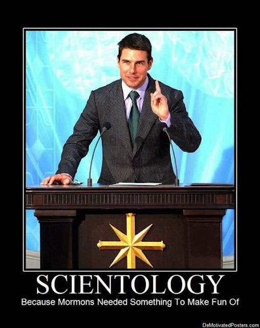 Funny Scientology - Because Mormons  Needed Something to Make Fun Of