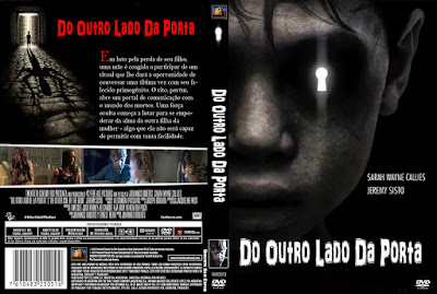 Filme Do Outro Lado da Porta (The Other Side of the Door) DVD Capa