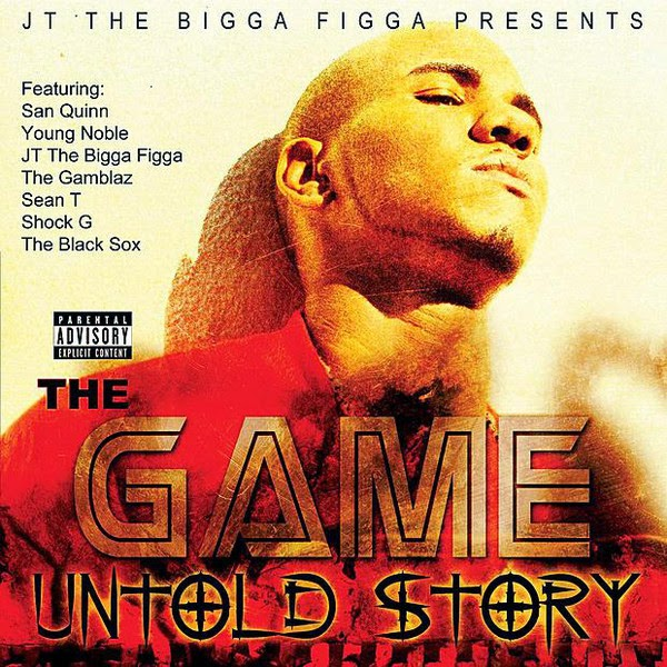 Game - Untold Story Cover