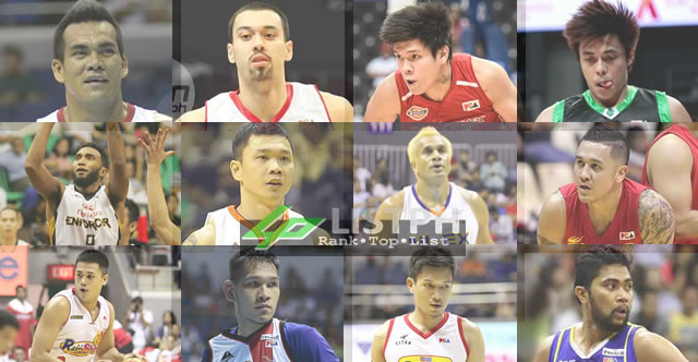 List of Leading Scorers: 2016 PBA Commissioner's Cup - LOCALS