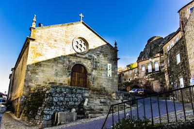 Visitar Monsanto Idanha-a-Nova Portugal Iglesia Matriz