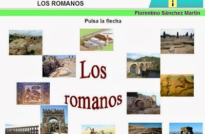 Resultado de imagen de florentino sanchez martin los romanos