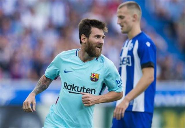 موعد مباراة برشلونة وديبورتيفو ألافيس في الدوري الإسباني 2018 القنوات المجانية الناقلة لمباراة برشلونة وديبورتيفو ألافيس