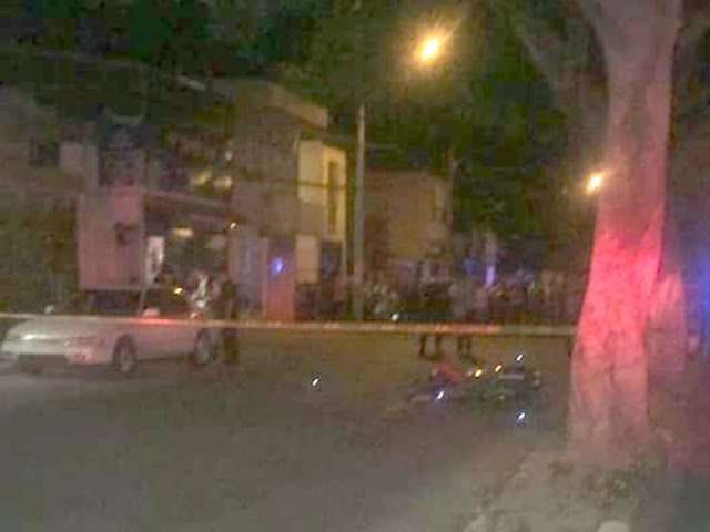 Bahan Peledak Diledakkan di Konsulat Amerika Serikat di Meksiko