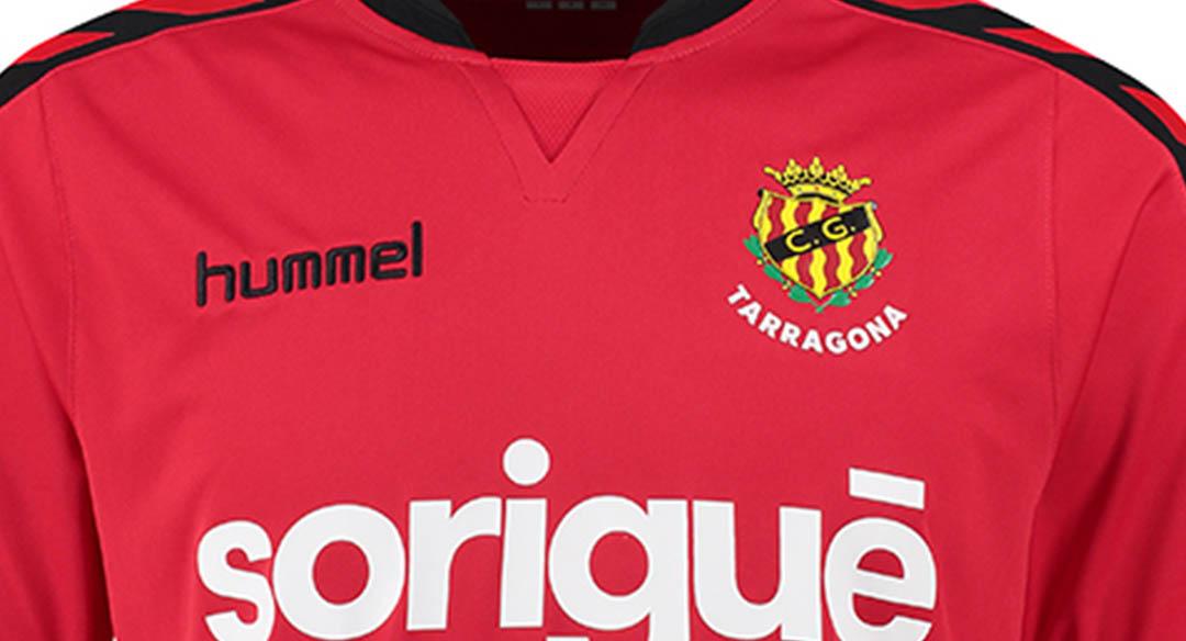 Newly promoted LaLiga2 side Club Gimnàstic de Tarragona 49879cdc022f6