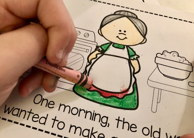 Gingerbread Man activities for kids, scented play dough gifts, crafts, & more for your Preschool, Kindergarten, or First Grade students. Perfect for your winter literacy or fairy tale unit on the gingerbread man, girl, boy, or baby!