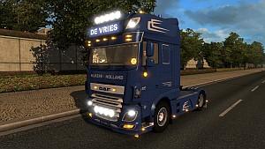 DAF Euro6 De Vries