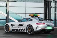 Mercedes-AMG GT R Formula 1 Safety Car (2018) Rear Side