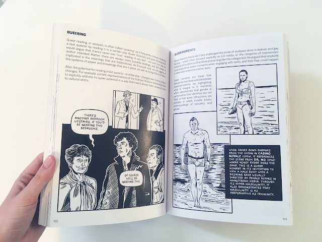 Book review: Queer: A Graphic History by Meg-John Barker and Julia Scheele