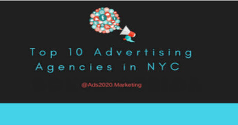 New York Top 10 Most Popular Advertising Companies and Agencies