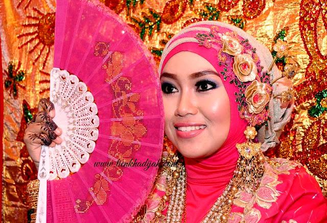 Jasa Rias Pengantin Syar'i di Makassar