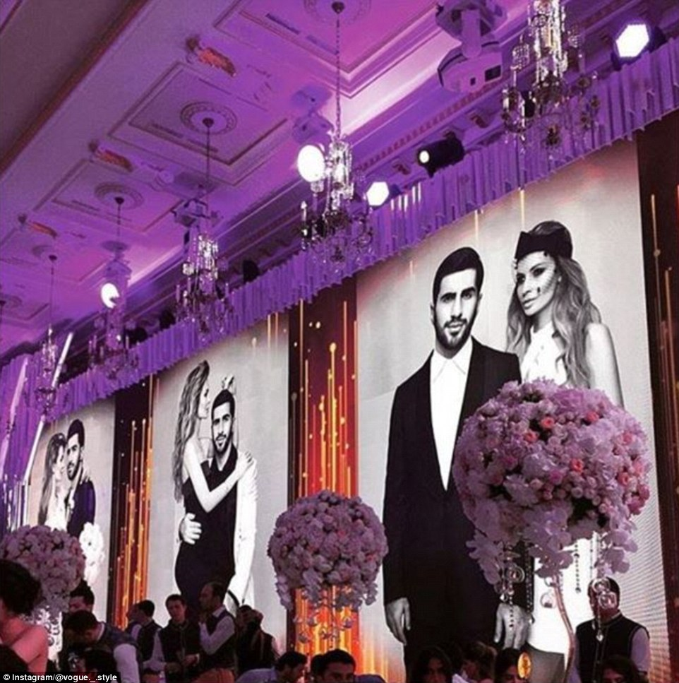Okrotes Blog Is This The Most Extravagant Wedding Ever Russian