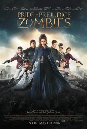 Pride and Prejudice and Zombies 2016 English Movie Download