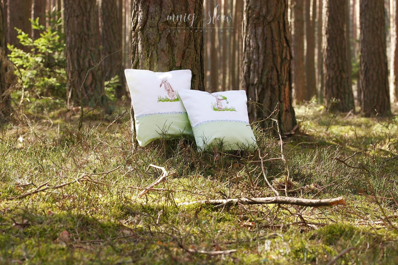 """Wiosenne zajączki z """"Jahreszeiten: Frühling & Sommer"""" - Christiane Dahlbeck #2"""