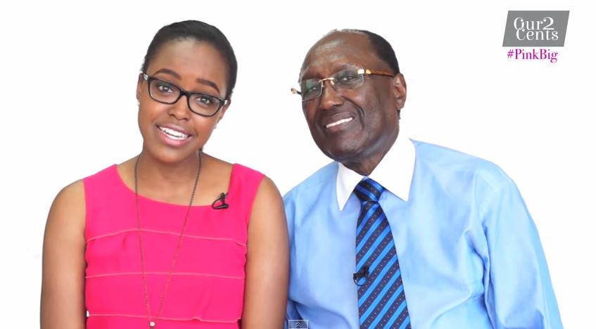 This Is Ess Sharon Mundia Chris Kirubi Cheating Affair Divorced