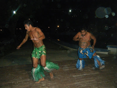 traditional dancers